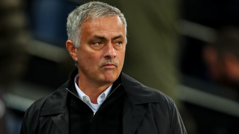 Jose Mourinho Watches Belgium Ahead of Potential Moves for Toby Alderweireld & Axel Witsel