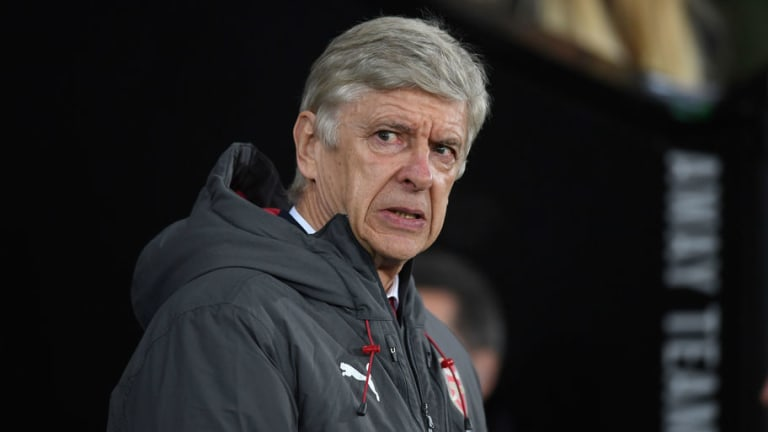 Arsene Wenger Admits Olivier Giroud Could Have Played His Last Arsenal Game in 3-1 Loss to Swansea