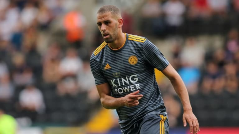 Islam Slimani Reveals He Is Ready to Leave Leicester City After Loan Deal at Fenerbahçe Expires