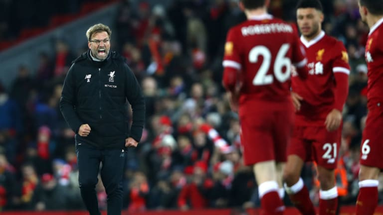 Jurgen Klopp Insists Liverpool Should Be Happy With Top Four Finish Despite Cup Failures