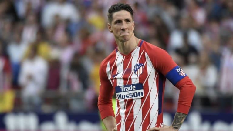 Así fue el vídeo del último partido de Torres en el Atlético que emocionará a todos los colchoneros