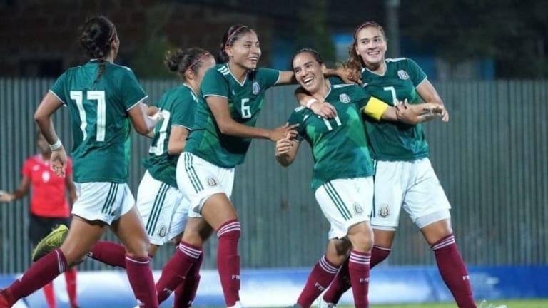 LÍDERES | Tri femenil finaliza con paso perfecto fase de grupos de Barranquilla 2018