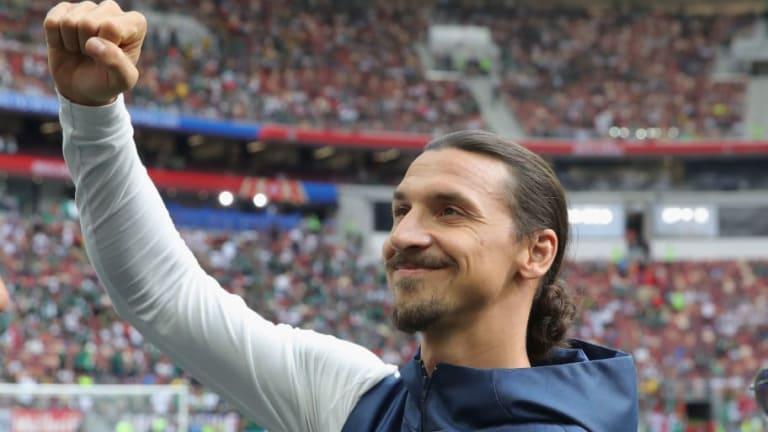 DIRECTO: Zlatan ve muy bien a Suecia y afirma que tienen todo para ganar el Mundial