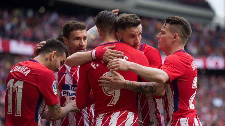 El 1x1 de los jugadores colchoneros en la victoria del Atlético de Madrid ante el Levante