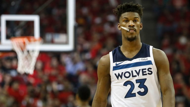 Report: Jimmy Butler Requests Trade From Timberwolves, 'Most Determined' to go to Clippers
