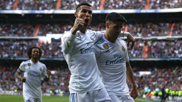 Marco Asensio 'Cannot Imagine' Ronaldo Leaving Madrid Amidst Rumours Linking Him Away From the Club