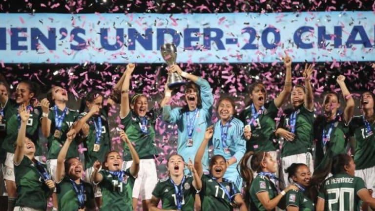 REINAS | El Tri femenil sub 20 se consagró campeona del Premundial CONCACAF