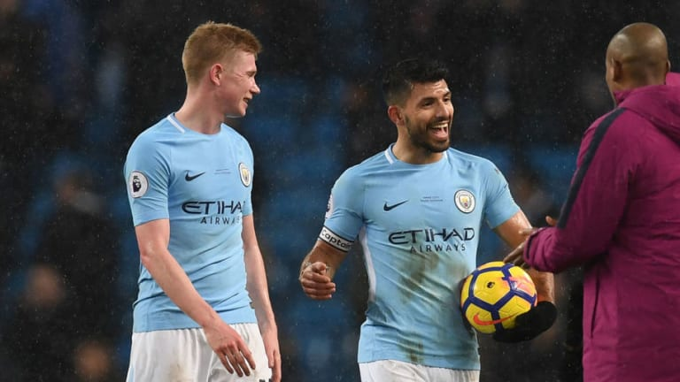 Pep Guardiola Hails Dynamic Duo After Man City Romp to Routine Victory Over Leicester