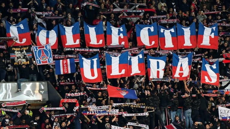 'It's War': PSG Ultras Send Warning to Real Madrid Ahead of Second Leg Champions League Clash