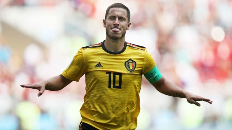 Eden Hazard 'Offered' to Real Madrid By Father After Deciding He is Ready to Quit Chelsea