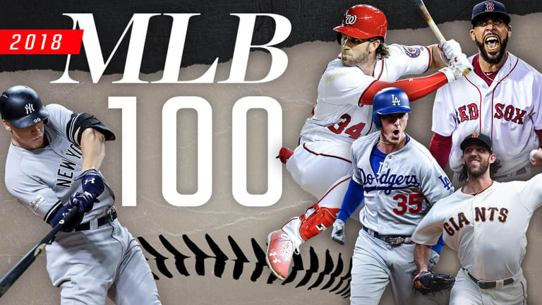 SI's Top 100 MLB Players of 2018: Nos. 100–51