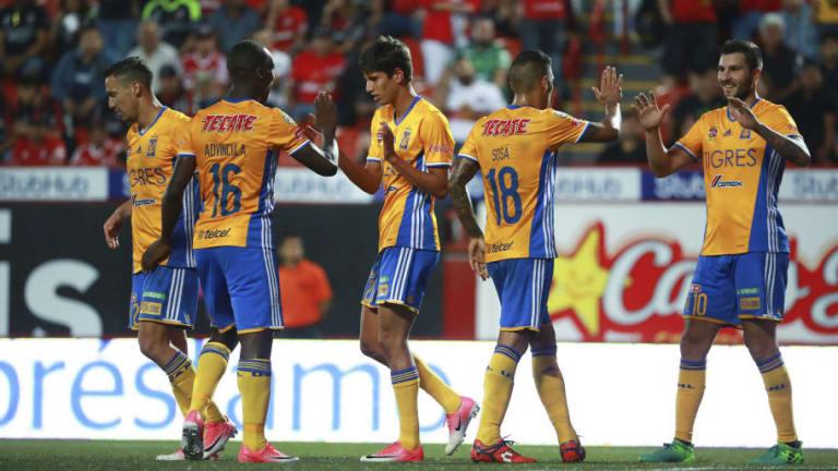 MERCADO | Atlético de Madrid tiene la mira puesta en un jugador propiedad de Tigres