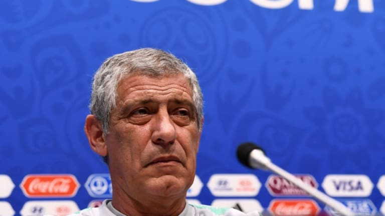 Fernando Santos Congratulates Uruguay as La Celeste Knock Portugal Out of the World Cup
