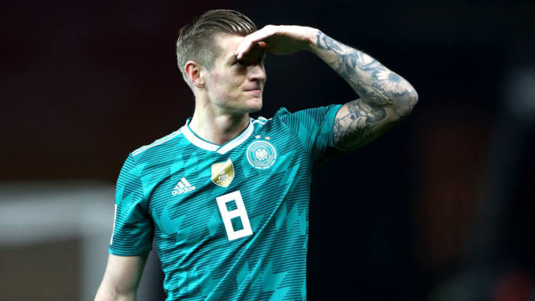 Germany Ace Toni Kroos Talks Up Side as 'Better Than 2014 Team' Ahead of World Cup Title Defence