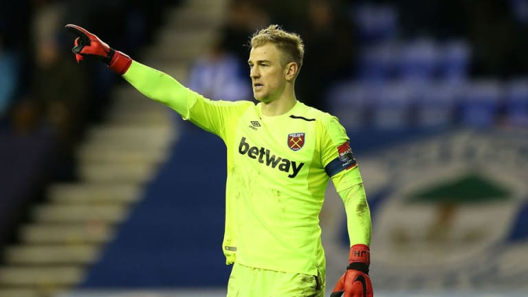 Joe Hart Willing to Terminate West Ham Loan Early to Improve World Cup Chances