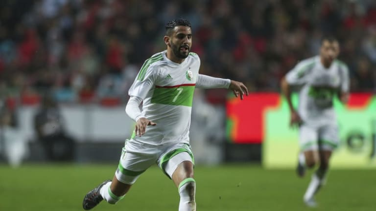 MERCADO | Mahrez podría llegar al City en los próximos días