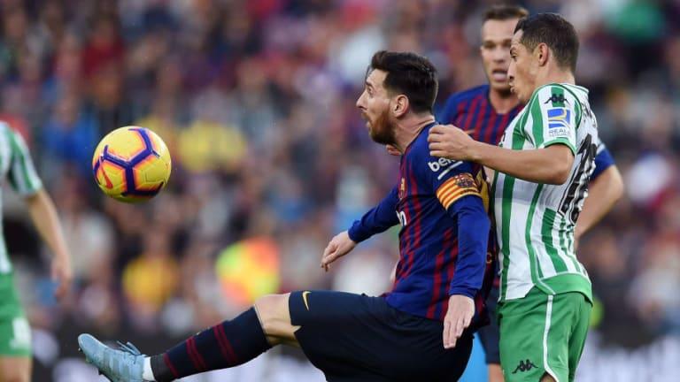 Lo bueno, lo malo y lo feo del FC Barcelona-Real Betis (3-4)