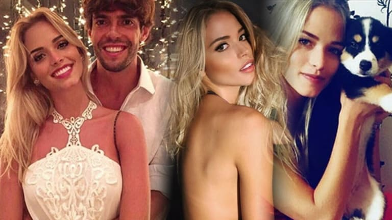 La novia de Kaká le hace un guiño a Barcelona SC