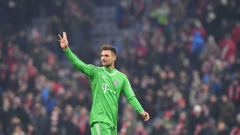 Sven Ulreich Commits His Future at Bundesliga Leaders Bayern Munich Until 2021