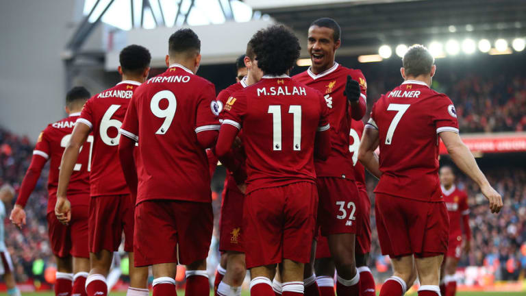 200 Up: Liverpool Star Leads the Premier League in This Important Statistical Category