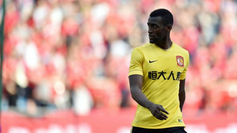 Jackson Martinez's Time in China Looks to Be Over After Being Axed From League and Cup Squad