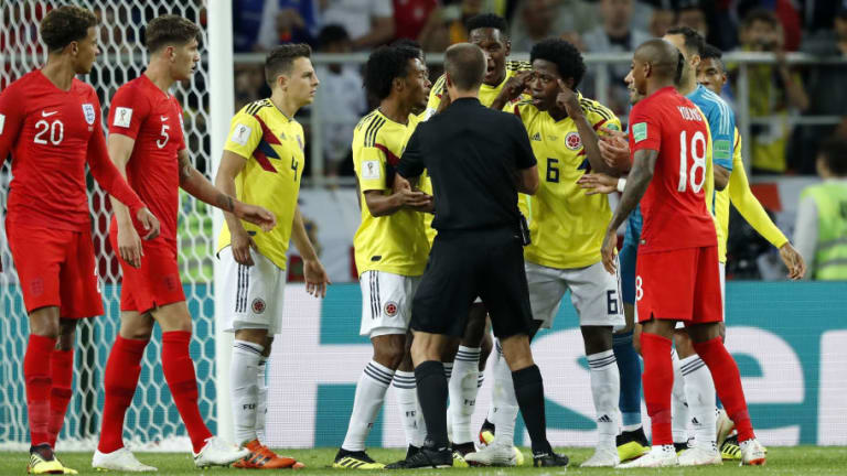 Bournemouth's Jefferson Lerma Dismisses John Stones' Criticism of Colombia's World Cup Tactics