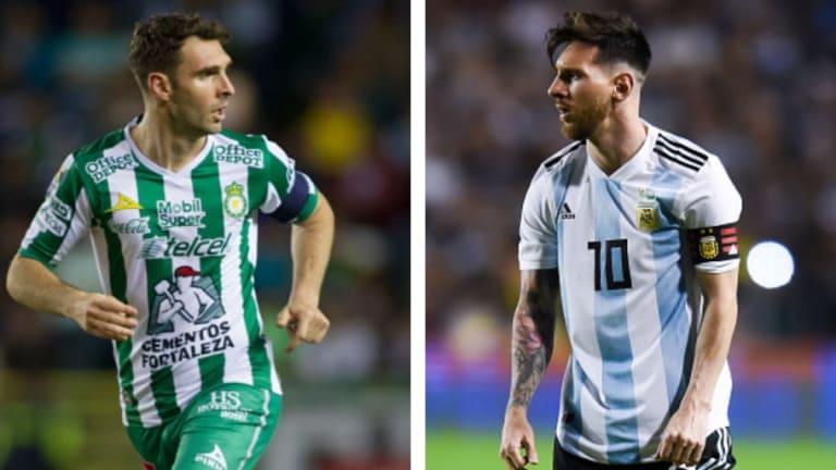 ¡LO TIENES QUE VER! | Mauro Boselli mueve a sus contactos para que Messi pueda llegar al León