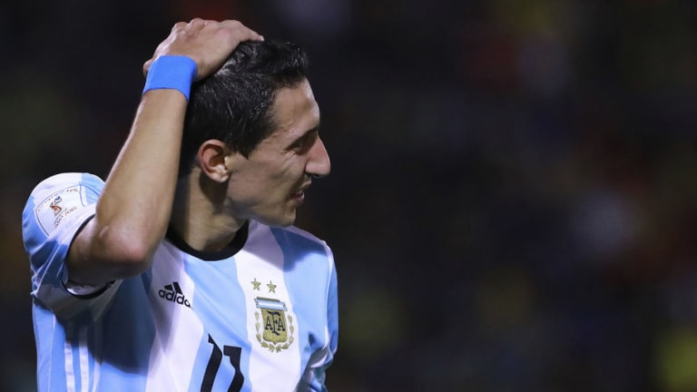 PSG Star Di Maria Reveals How Online Trolls Forced Him to Seek Mental Health Therapy