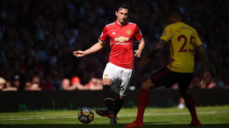 Matteo Darmian Lists Sides He Could Join This Summer as He Contemplates Serie A Switch