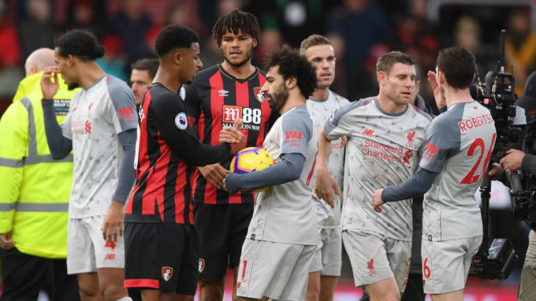 Bournemouth Fans Show Their Class in Reaction to Mohamed Salah's Hat-Trick