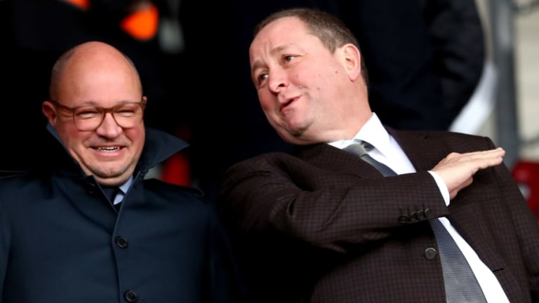 Newcastle Takeover in Doubt After Journalist Dismisses Claims Mike Ashley Was in the U.S. for Talks