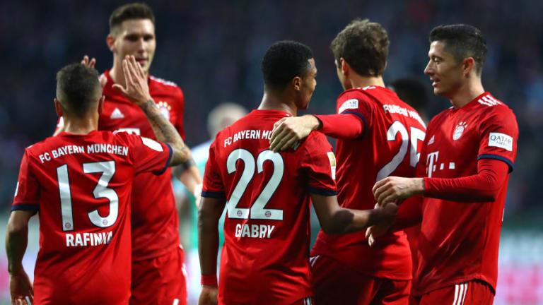 Werder Bremen 1-2 Bayern: Report, Ratings & Reaction as German Champions Edge Back to Winning Ways