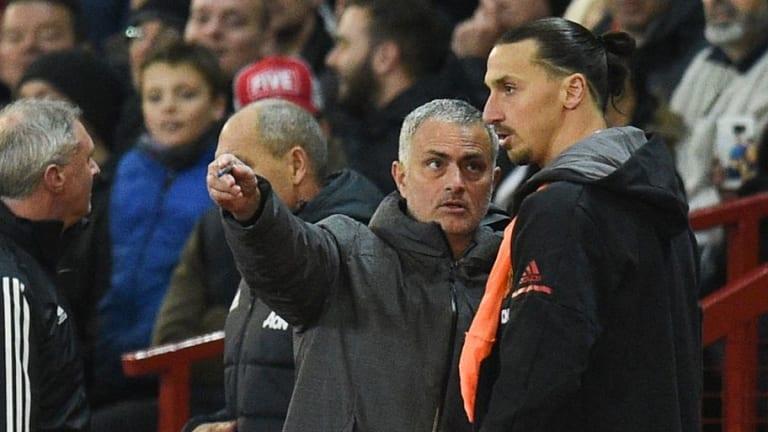 Mourinho habla sobre el futuro de Ibrahimovic en el United