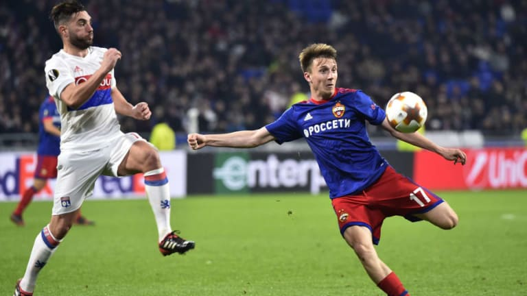 Juventus Closing in on Deal for Arsenal Target Aleksandr Golovin After 'Agreeing Fee' With CSKA
