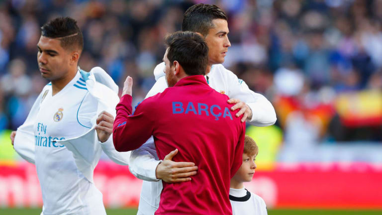Real Madrid Youngster Backtracks After Claiming He Prefers Lionel Messi to Cristiano Ronaldo
