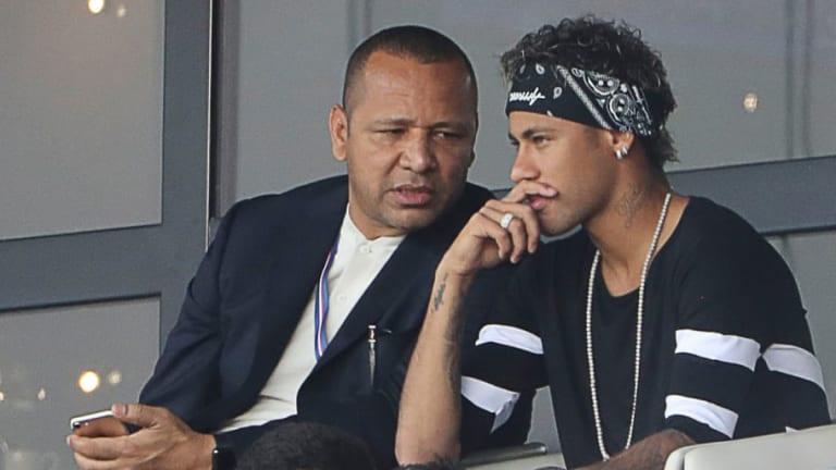 FILTRADO |El padre de Neymar sigue manteniendo contacto contínuo con el Real Madrid