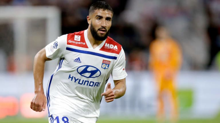 Nabil Fekir's Lyon Photoshoot Sparks Interesting Reaction From Liverpool Fans Following Failed Move