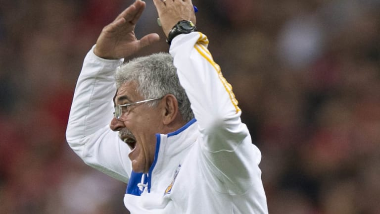 REVELADO   Hérculez Gómez relató cómo se dio el famoso regaño del Tuca Ferretti