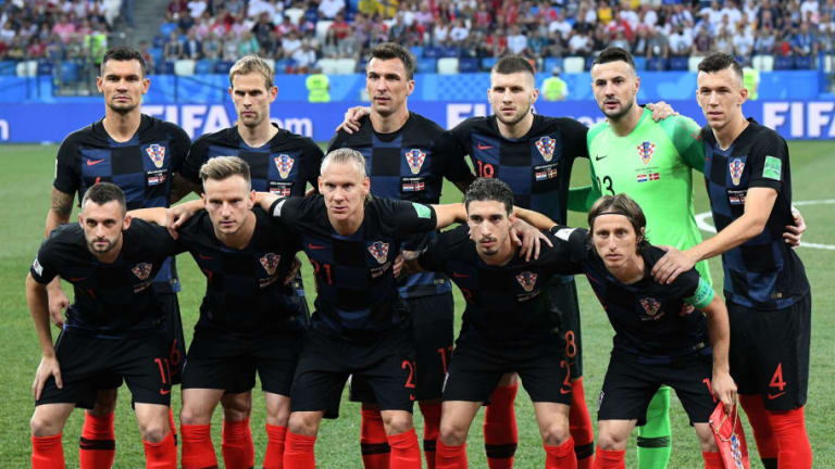 Liverpool Reportedly Table £12m Bid for Croatian Star After Impressive World Cup Showing