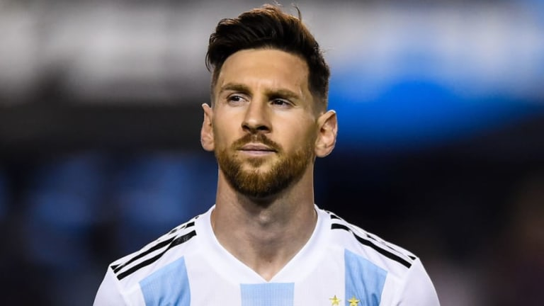Barcelona President 'Hopes' Lionel Messi's Argentina Will Win World Cup This Summer