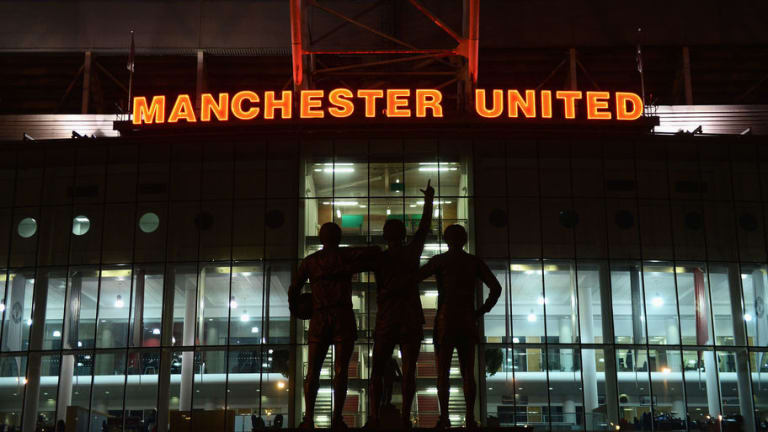 Man United Missing Out On £26m Per Annum as Club Remain Unwilling to Sell Stadium Naming Rights