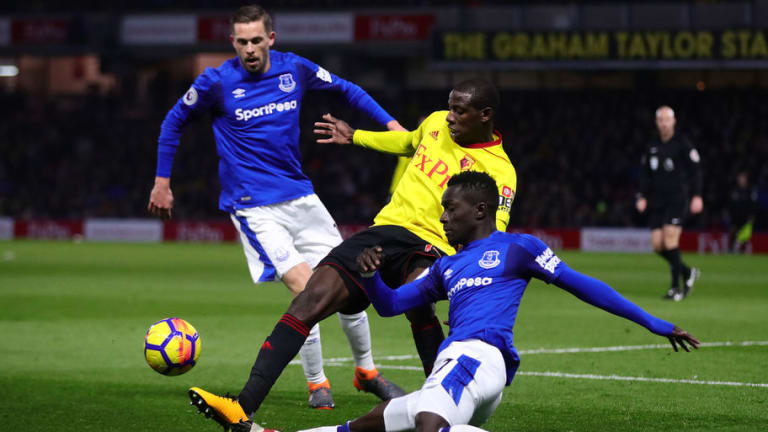Watford 1-0 Everton: Troy Deeney Claims Victory for Hornets After Scrappy Display From Both Sides
