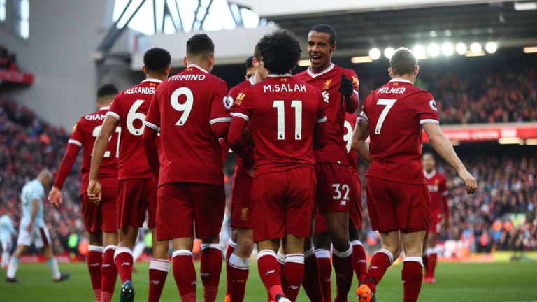 Liverpool in Negotiations to Reward Star Forward With Bumper New Contract as Soon as Possible