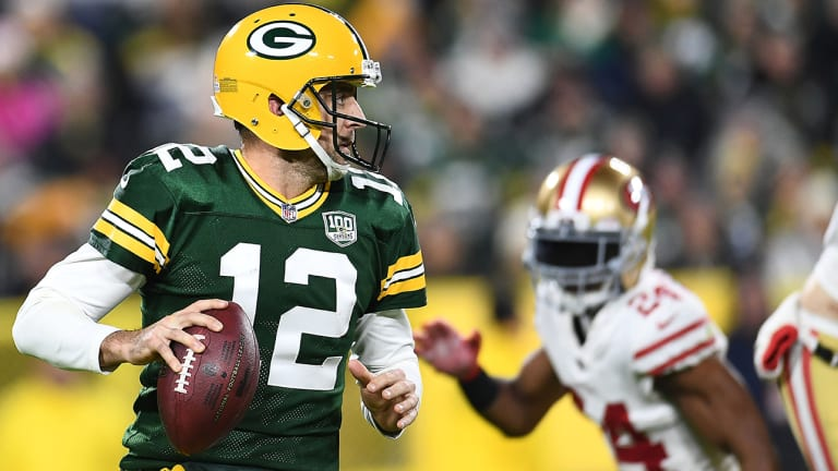 Breaking Down How Aaron Rodgers Torched the 49ers on Packers' Game-Winning Drive