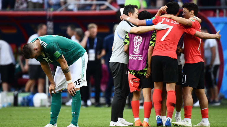 World Cup Daily Podcast: Germany Crashes Out of the World Cup