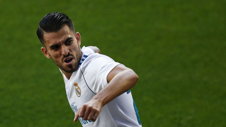 Spanish Report Claims Liverpool Had Hotel Meeting With Real Madrid Starlet Dani Ceballos