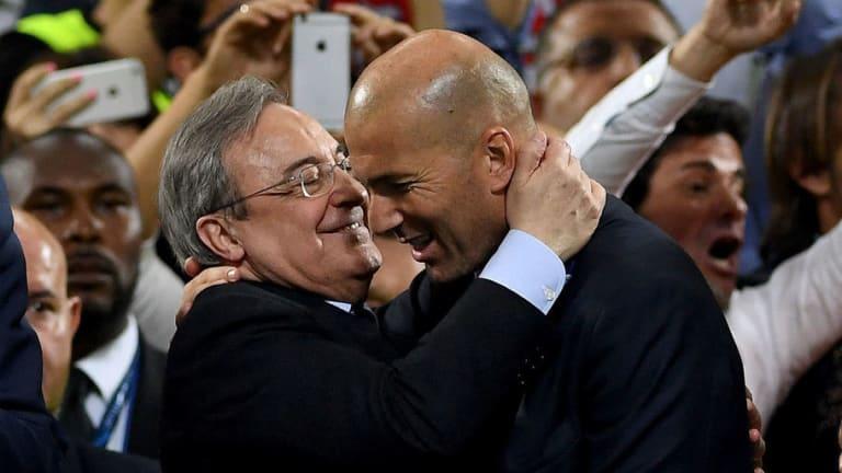 REVELADO | La verdadera razón del divorcio entre Zidane y Florentino Pérez