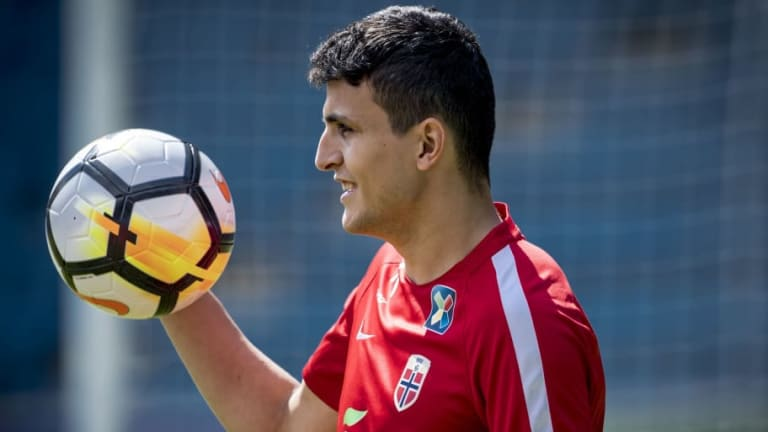 Mohamed Elyounoussi Set to Undergo Medical After Basel Accept €20m Bid From Southampton
