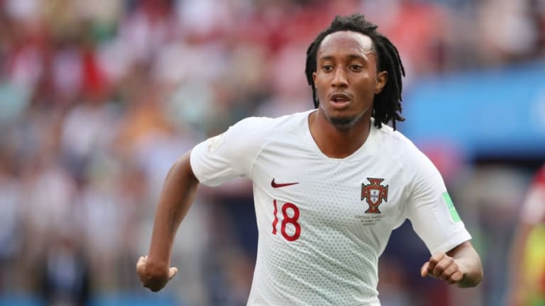 Atletico Madrid Awaiting Response From FIFA Over Gelson Martins Following Agreement With Player
