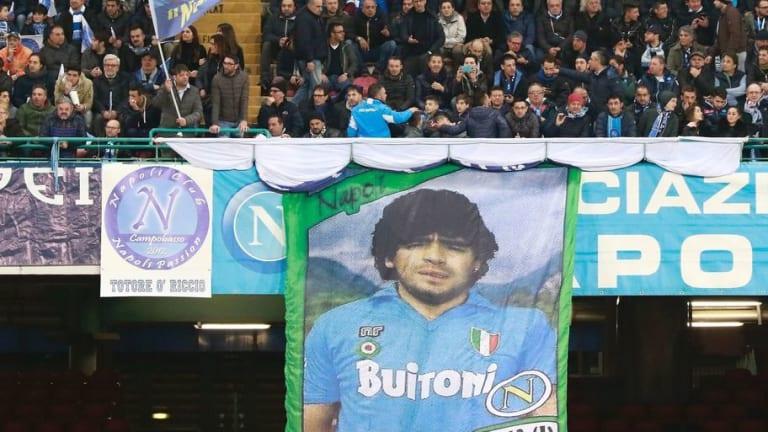 TREMENDO | El emotivo relato de Insigne, del Nápoli, con Maradona como protagonista